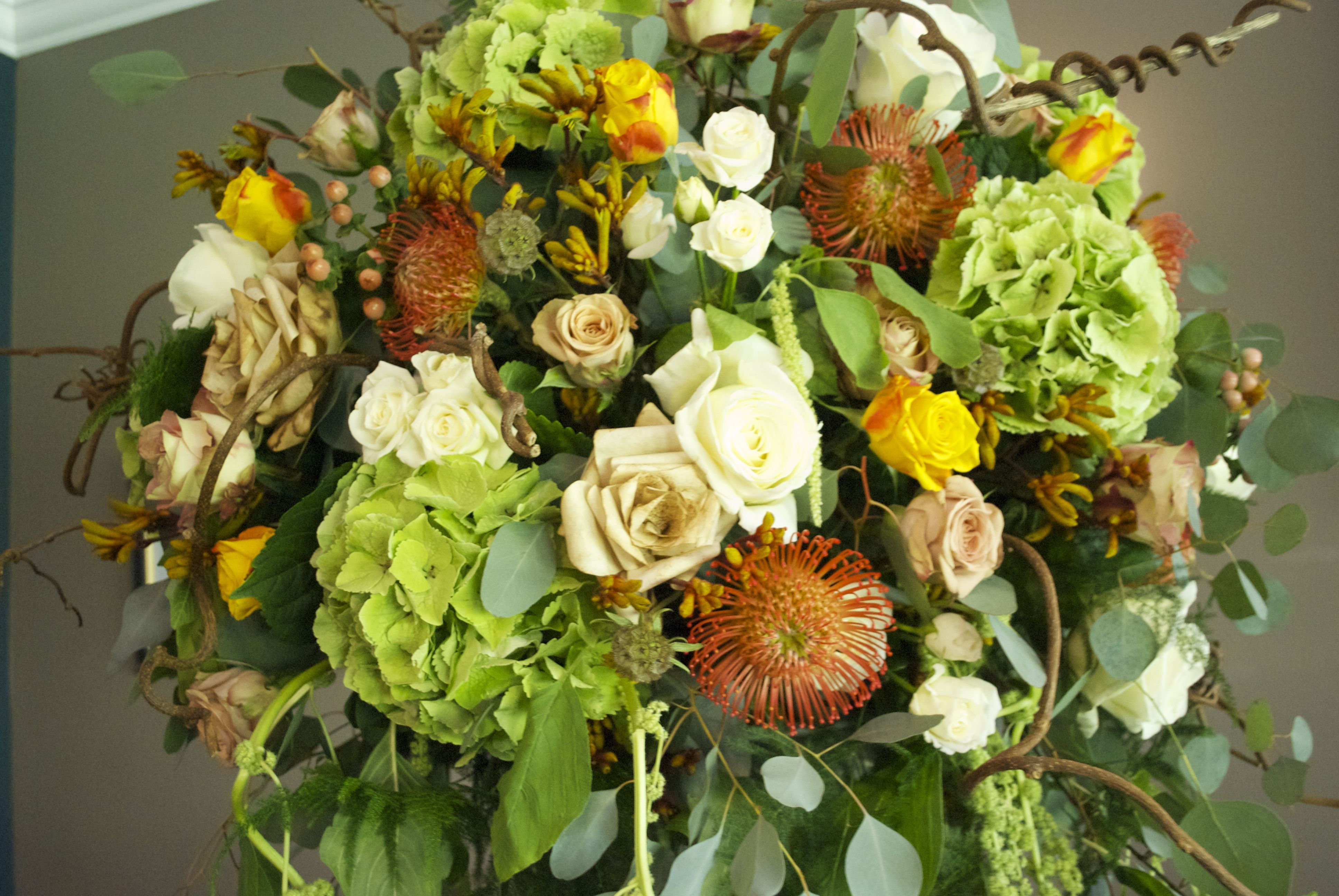 Creators Of Bespoke Flower And Styling Schemes For Weddings Events Showcased At Venues Across SurreyHampshire Berkshire