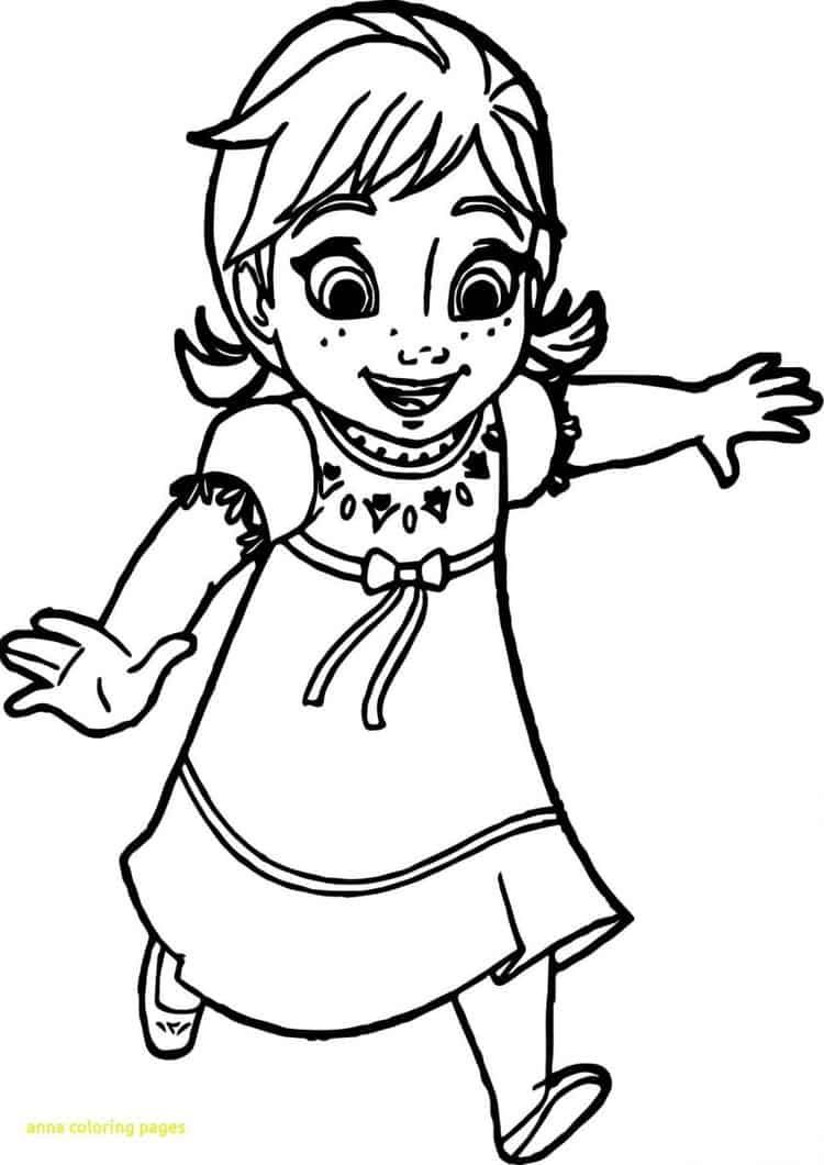 48+ Baby elsa anna baby frozen coloring pages trends