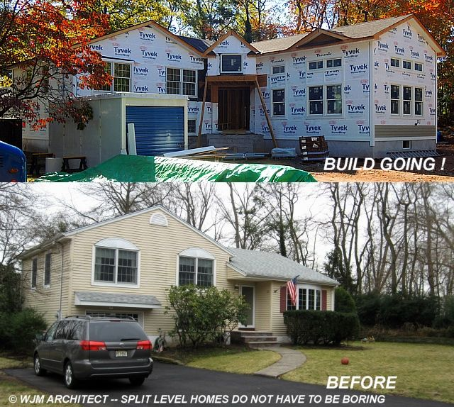 Split Level Homes Do Not Have To Be Boring Home Renovation Costs Level Homes Split Level House