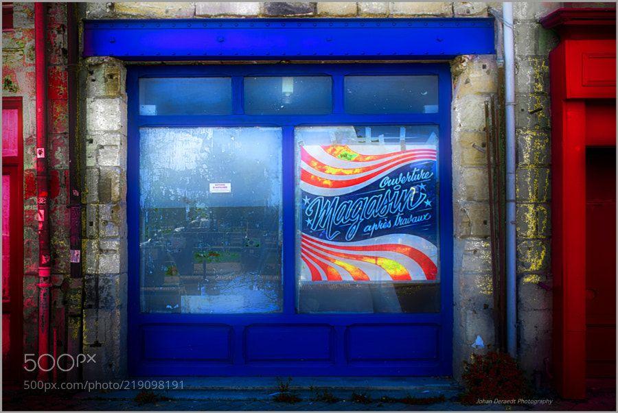 Ouverture magasin by johan_deraedt