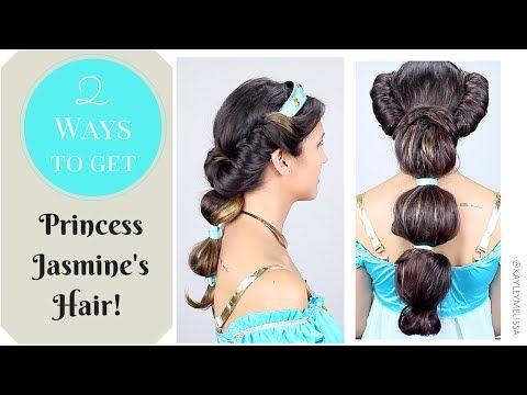 11 Disney Princess Hair Tutorials For Halloween Thatll Make You
