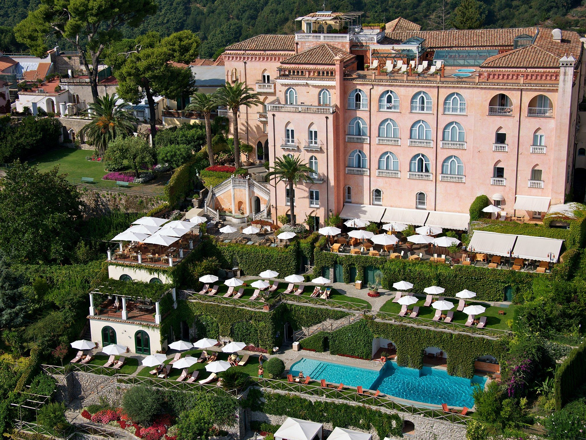 The 50 Best Hotels In The World