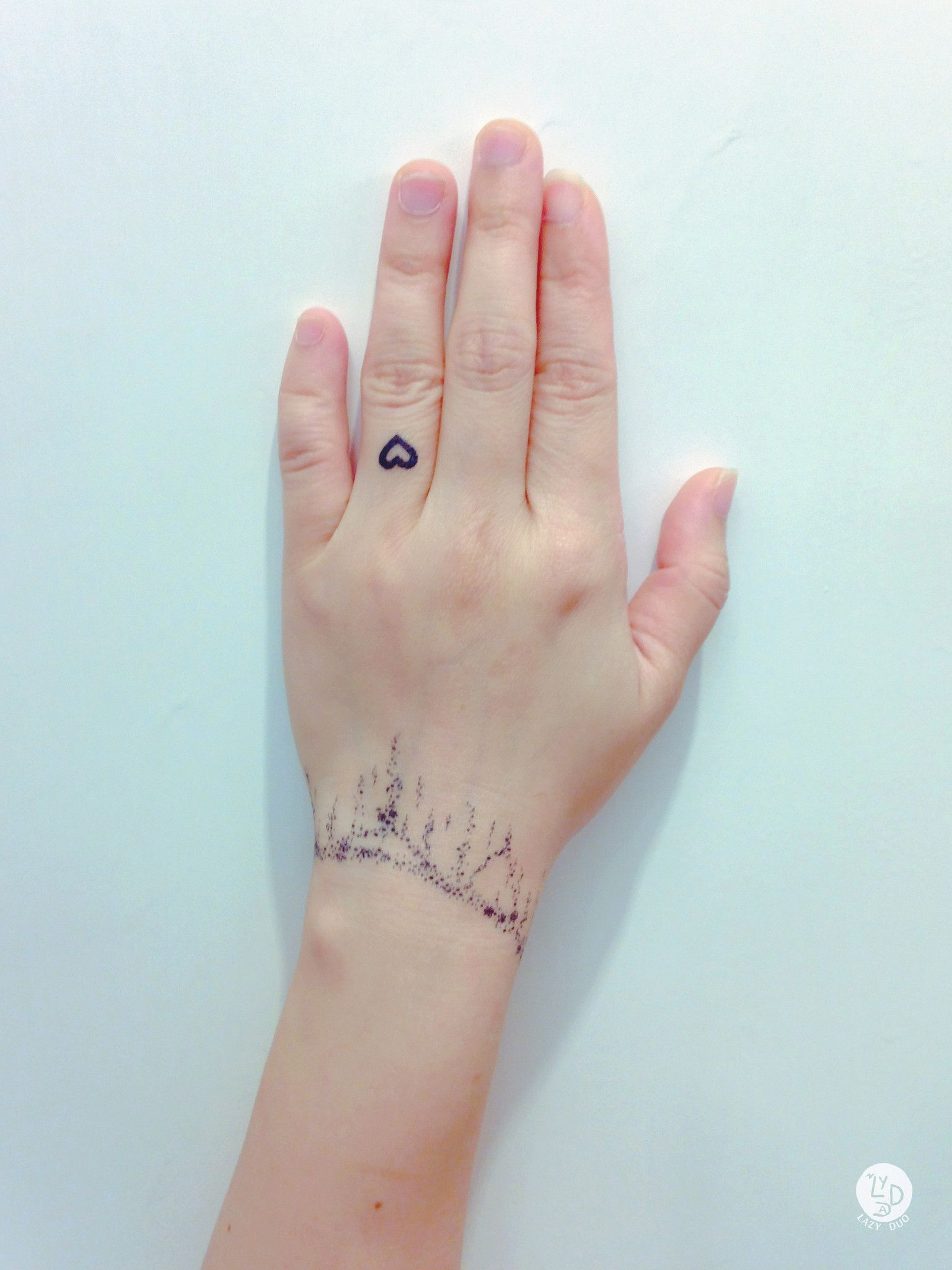 Crystal Bracelet Tattoo Tattoo Bracelet Tattoos Foot Tattoos