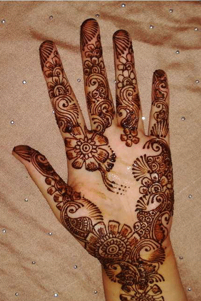Mehndi Hands Xl : Latest mehendi designs for hands to try out in