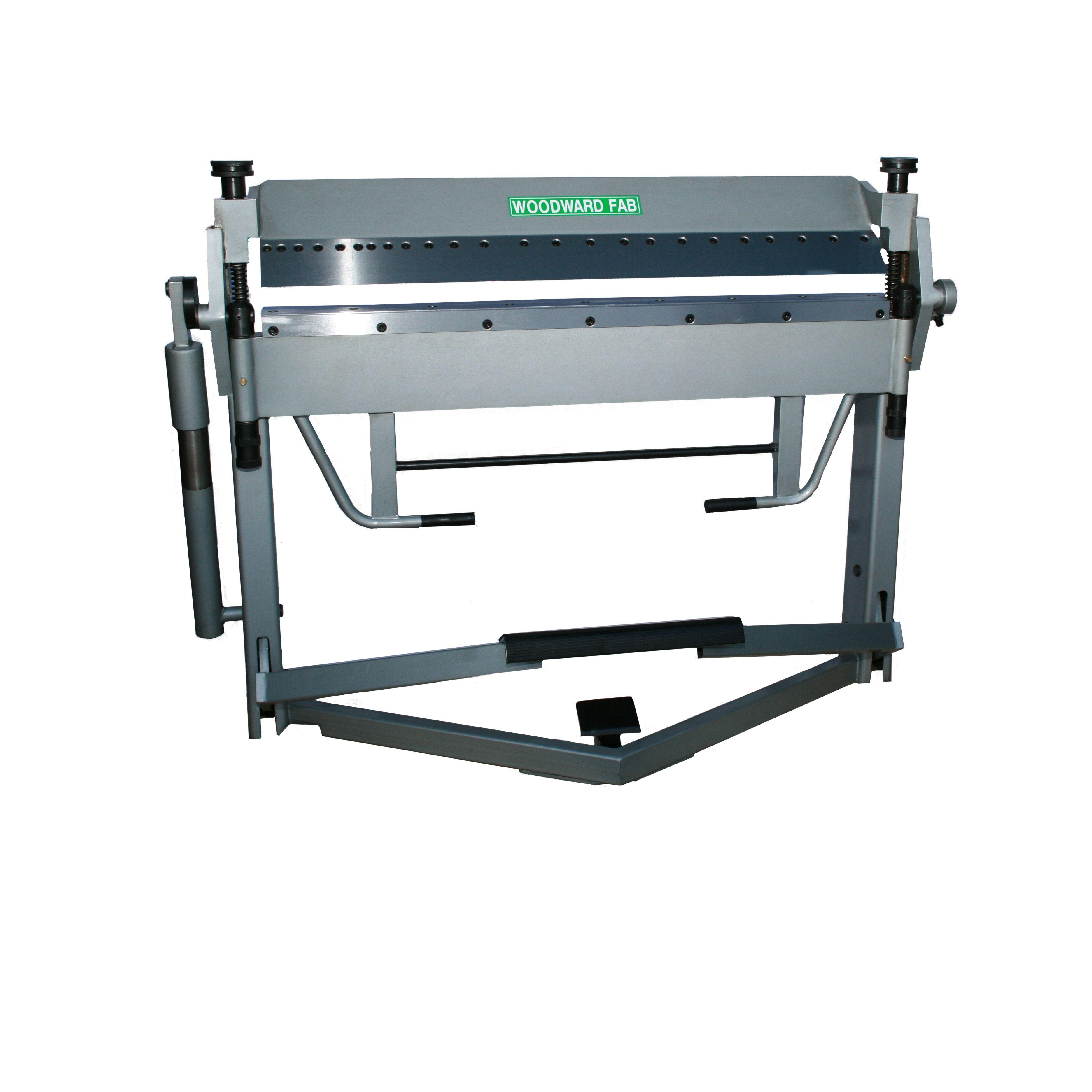 Box And Pan Bending Brakes Wfbp5014 Metal Bending Tools Metal Bending Sheet Metal Brake