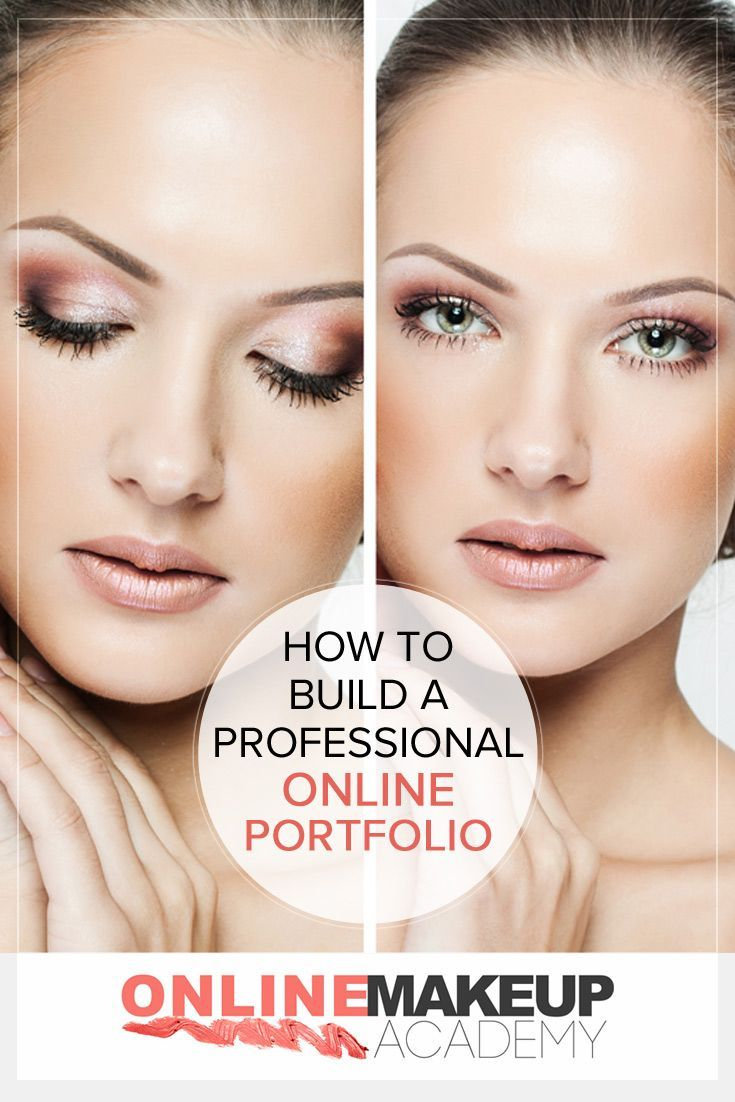 Creating a professional portfolio will be the most