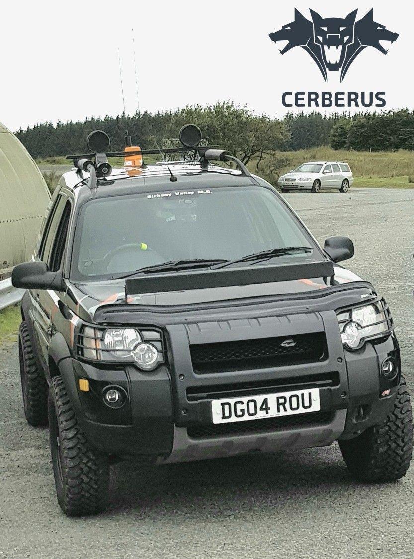 Cerberus Land Rover Freelander Nissan Xtrail Land Rover