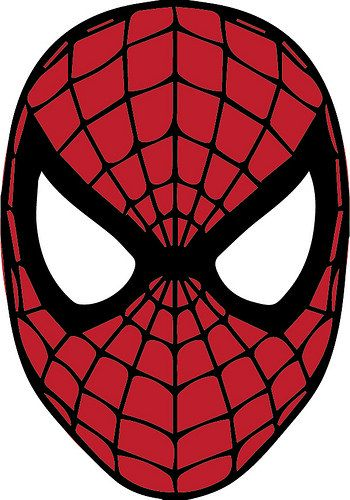 spiderman mask kinder pinterest. Black Bedroom Furniture Sets. Home Design Ideas