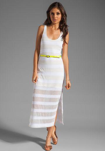 DOLCE VITA Anoush Dress in White - Sale