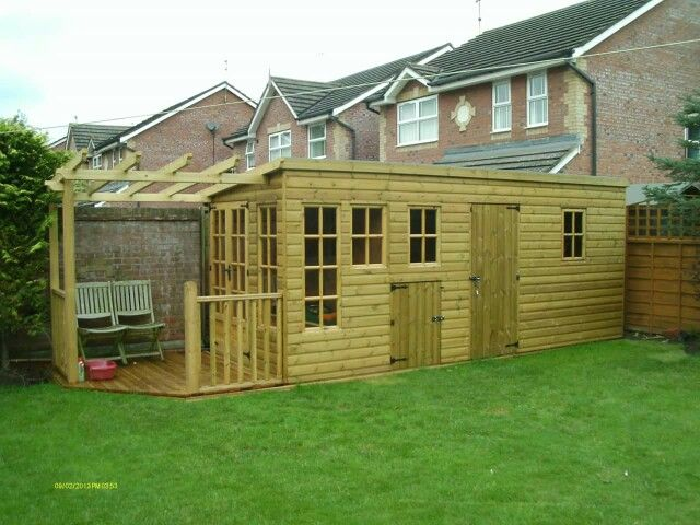 Garden Rooms by Davies Timber Wales Cwmbran