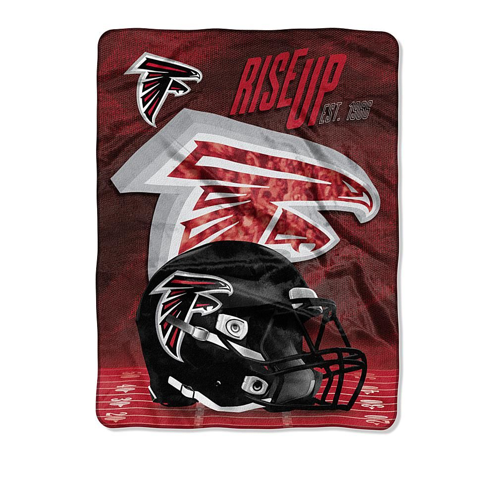 Officially Licensed Nfl 60 X 80 Team Pride Throw Falcons 8708962 Hsn In 2020 Atlanta Falcons Wallpaper Falcons Team Colors