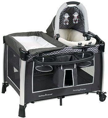 The Baby Trend Go Lite Elx Nursery Center In Venice