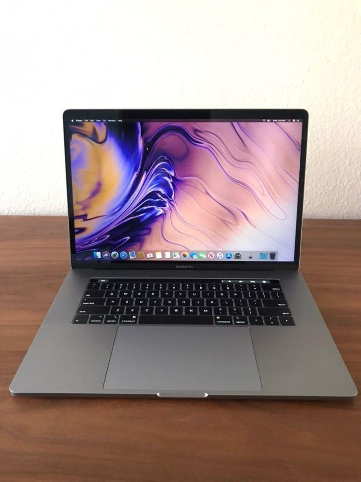 MacBook Pro 15 inch Touchbar - 2019 on Mercari