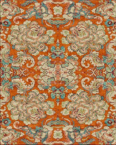 Robin Gray Design Celestial Mirror Collection Dragon