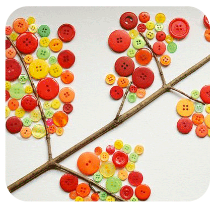15 Simple Fall Craft Ideas For Kids The Clover Pinboard Iii