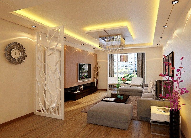 interior pop designs for living room