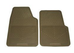 2004-2009 Dodge Durango Beige All Weather Floor Mats