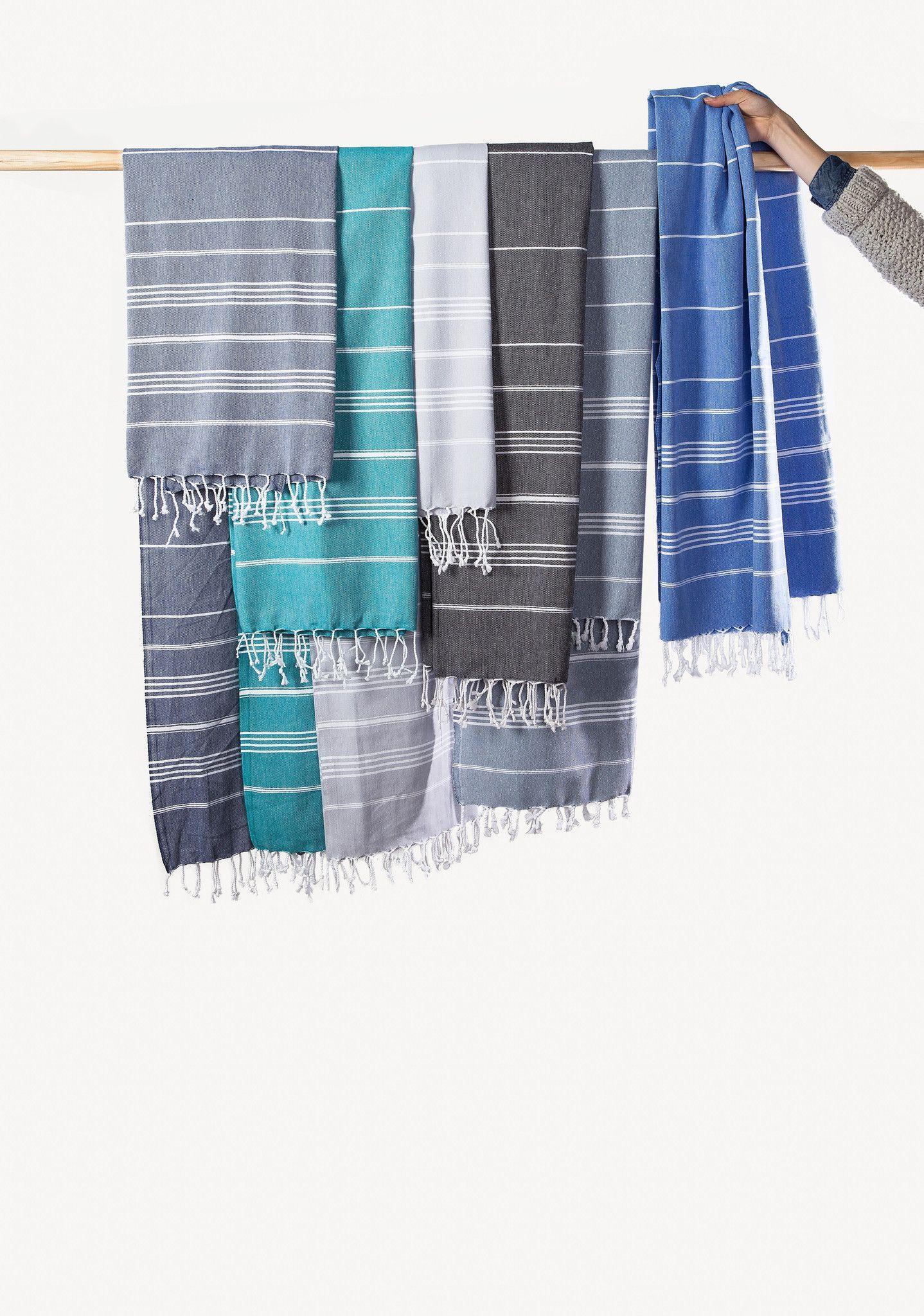 Turkish Towel Traditional Stripe Turkish Towels Striped