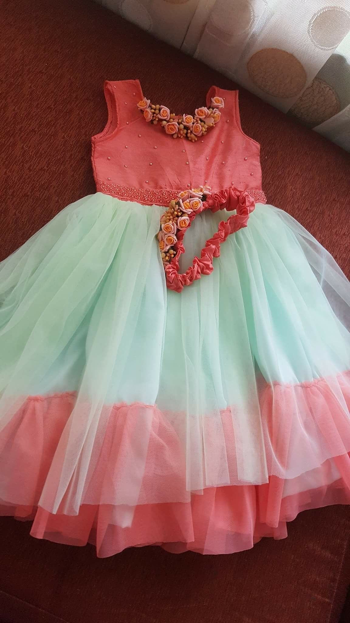 Pin by roopa pandraveti on baby girl pinterest frocks dresses