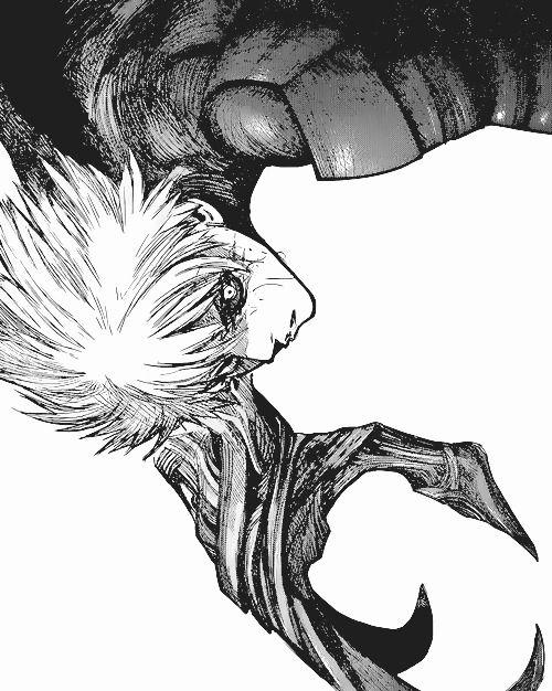 Kaneki Ken - Tokyo Ghoul:re
