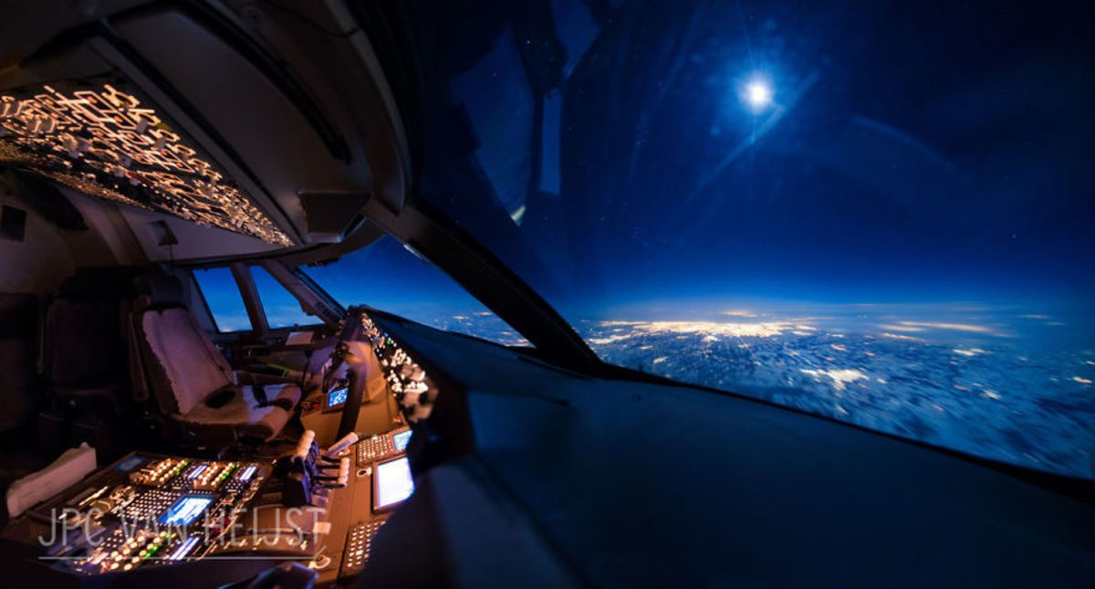 Photographer Pilot Proves Why He Has The Best Office In The World