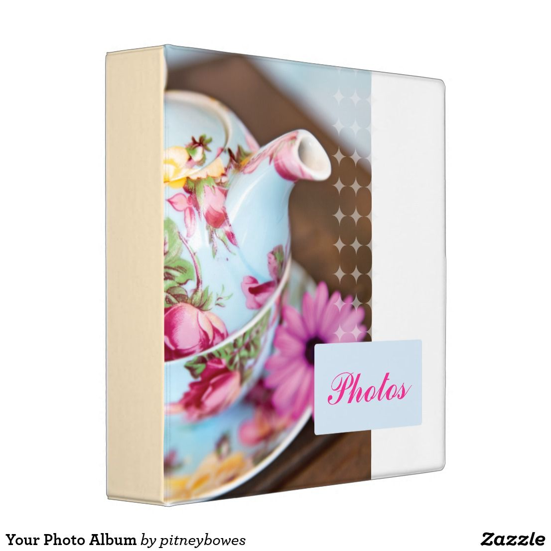 Great Bookcover Designs: Photo Album, Baby Memory Book