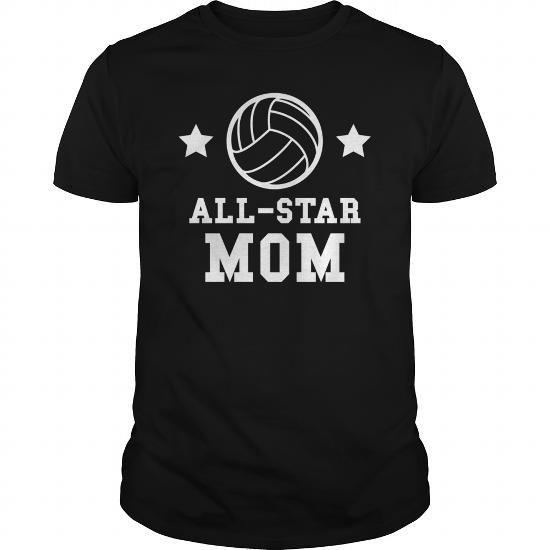 All Star Volleyball Mom