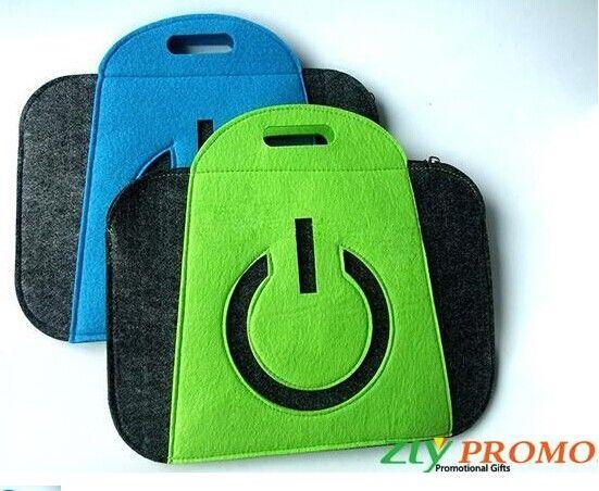 http://www.zlypromo.com/Felt-Bags/Felt-Bags-with-logo.html