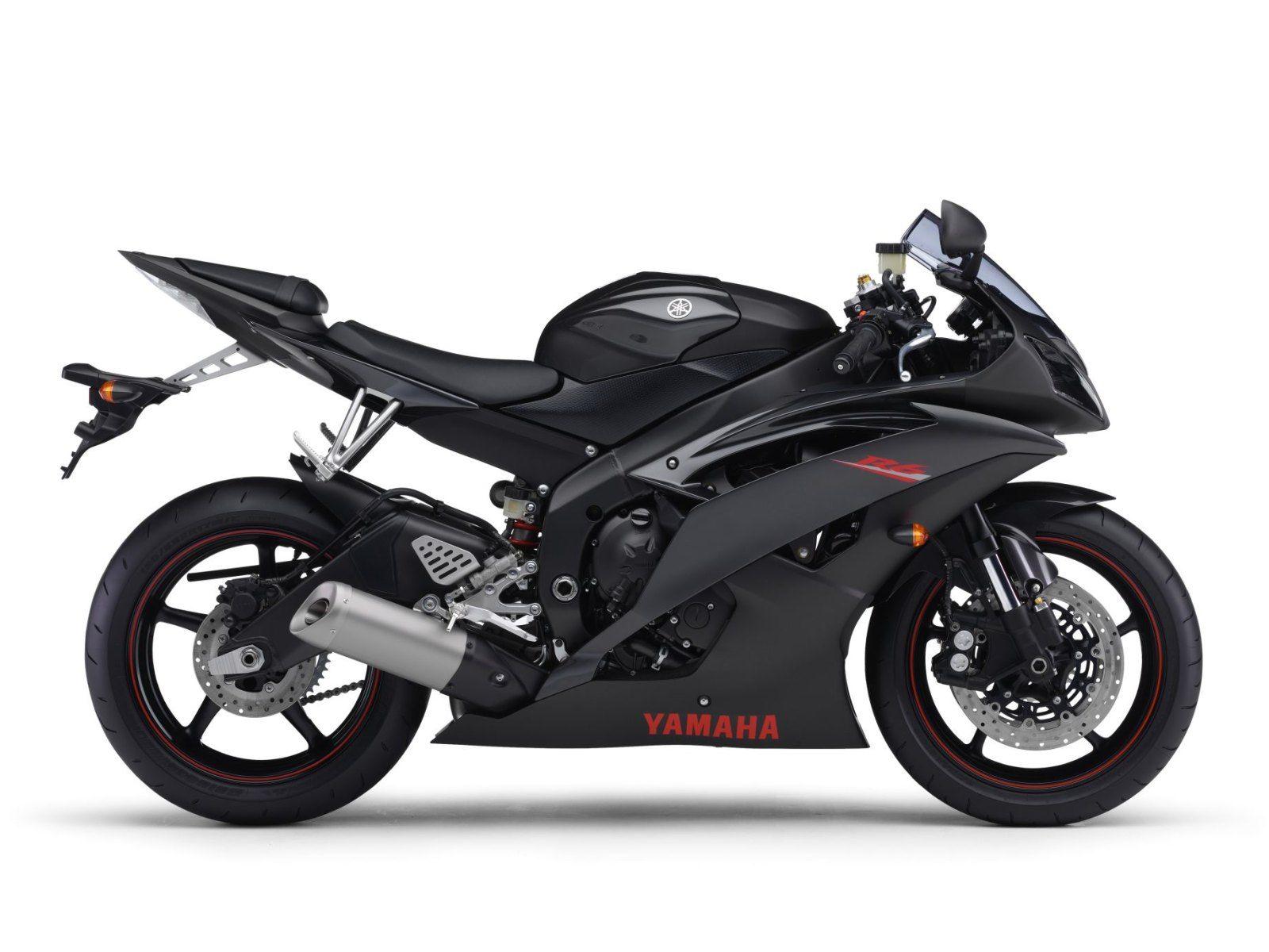 2008 yamaha yzf r6 black http bike monsters