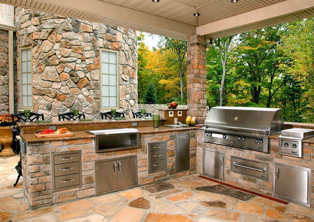Top Houzz Outdoor Kitchen Ideas Exclusive On Indoneso Com Outdoor Kitchen Outdoor Kitchen Countertops Outdoor Kitchen Patio
