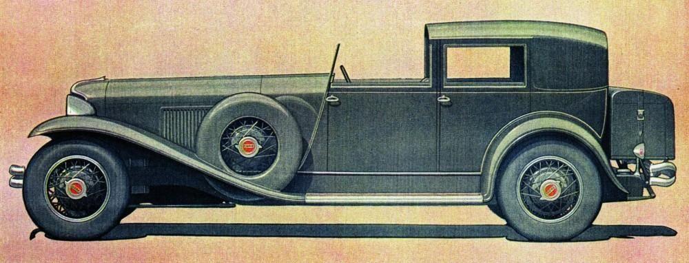 Deco Diva Town Cars – 1917-1948 | Automobile companies, Automotive ...