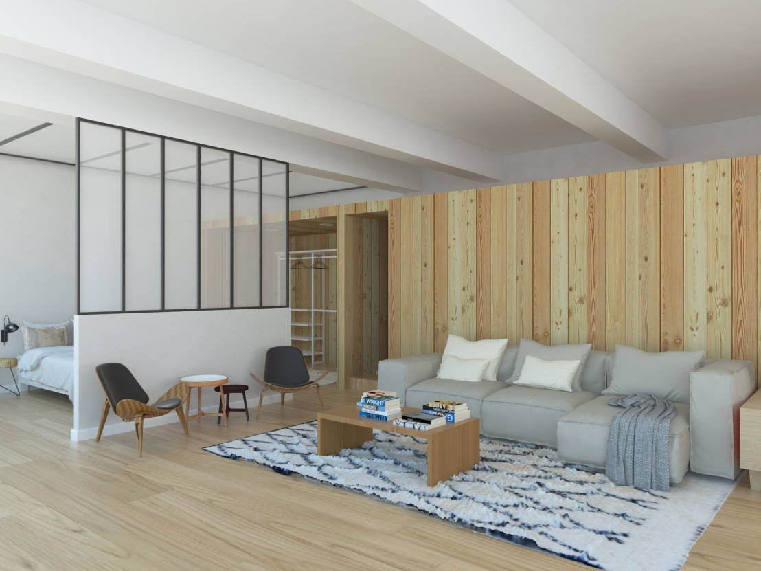 Decorar Tu Casa Como Un Loft 7 Esenciales Ideas - Como-decorar-el-bao-de-mi-casa