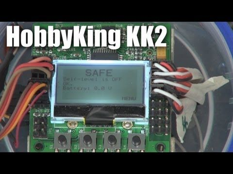 Magnificent Kk2 Multirotor Controller Board From Hobbyking Youtube Fpv Wiring Cloud Hisonuggs Outletorg