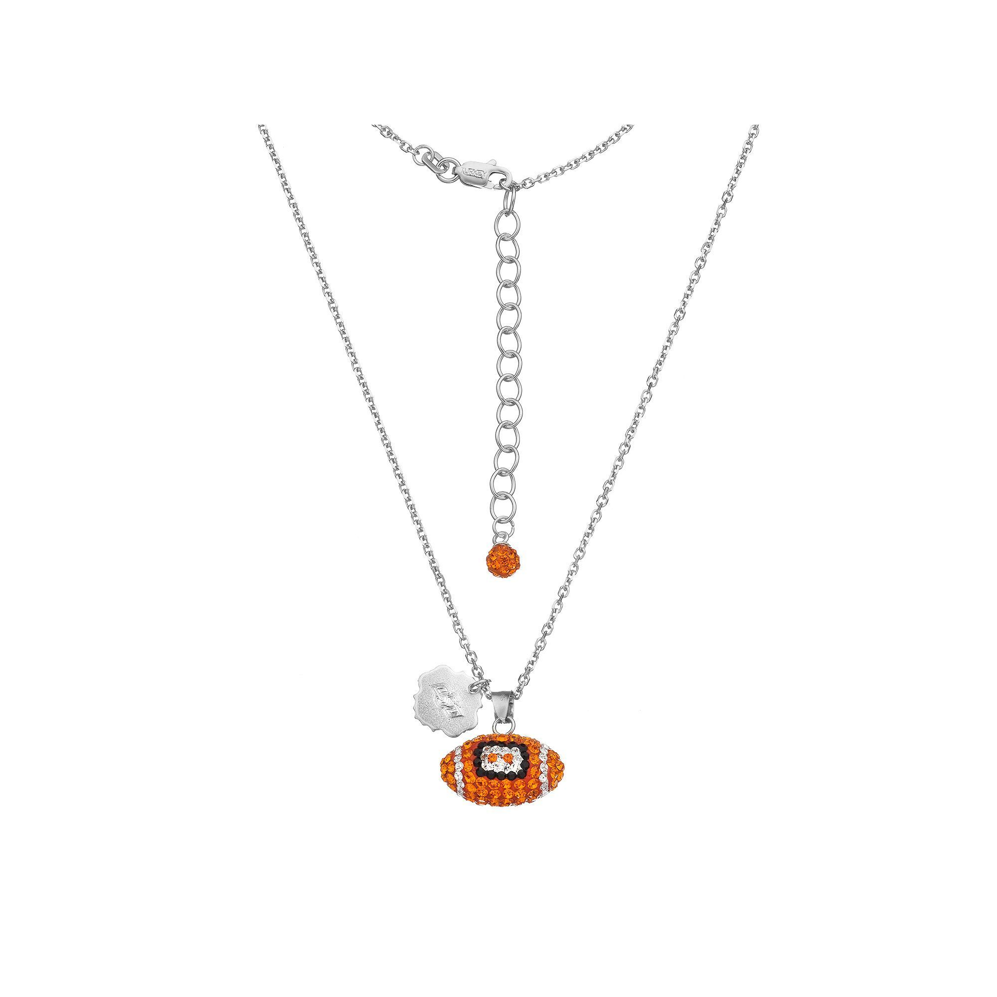 sport san custom product marcos jewelers football pendant towne