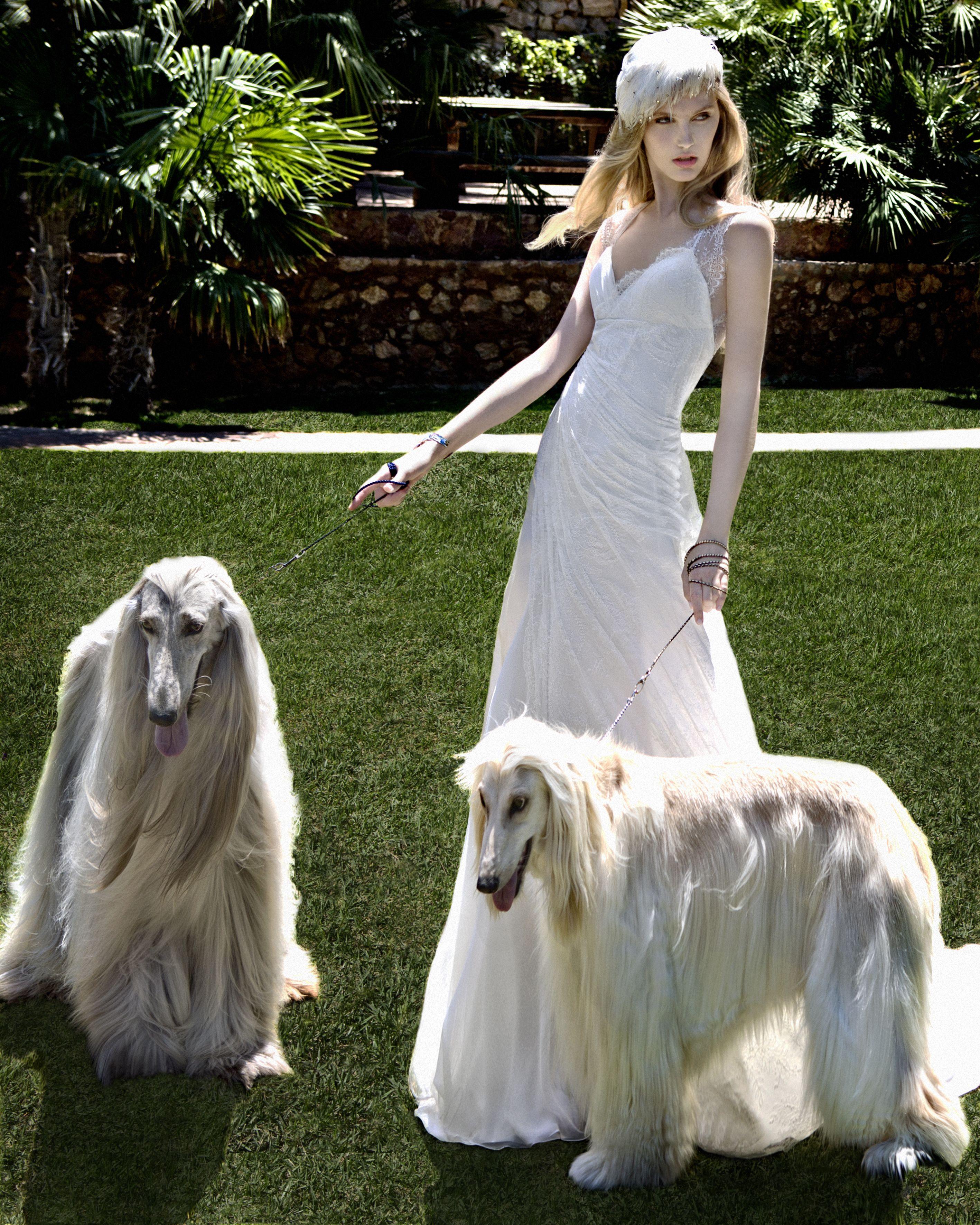 Saks Wedding Gowns: Victoria KyriaKides Bridal Collection #VKK #unique #gown