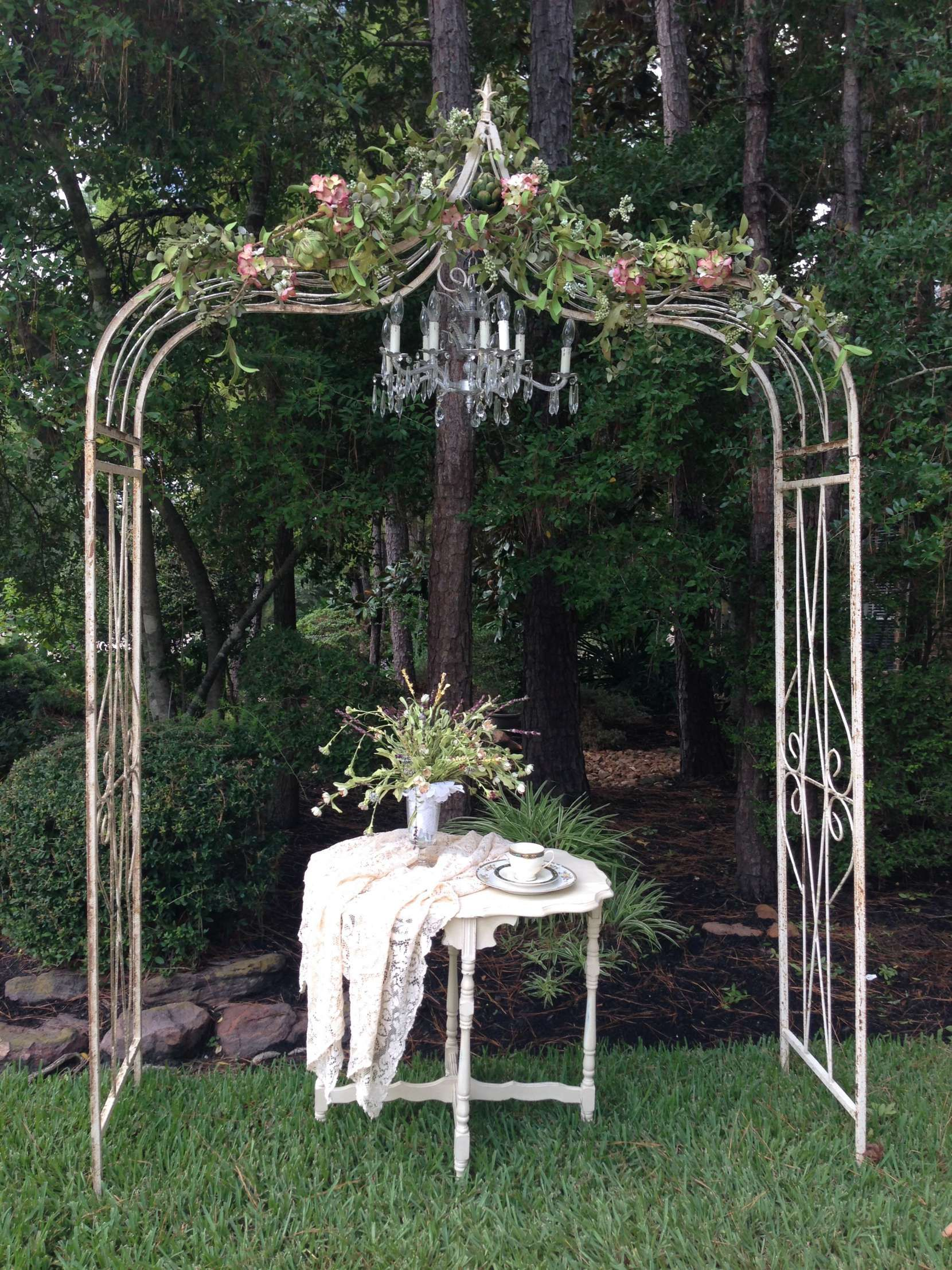 diy country style wedding arbors wedding arch rustic and burlap