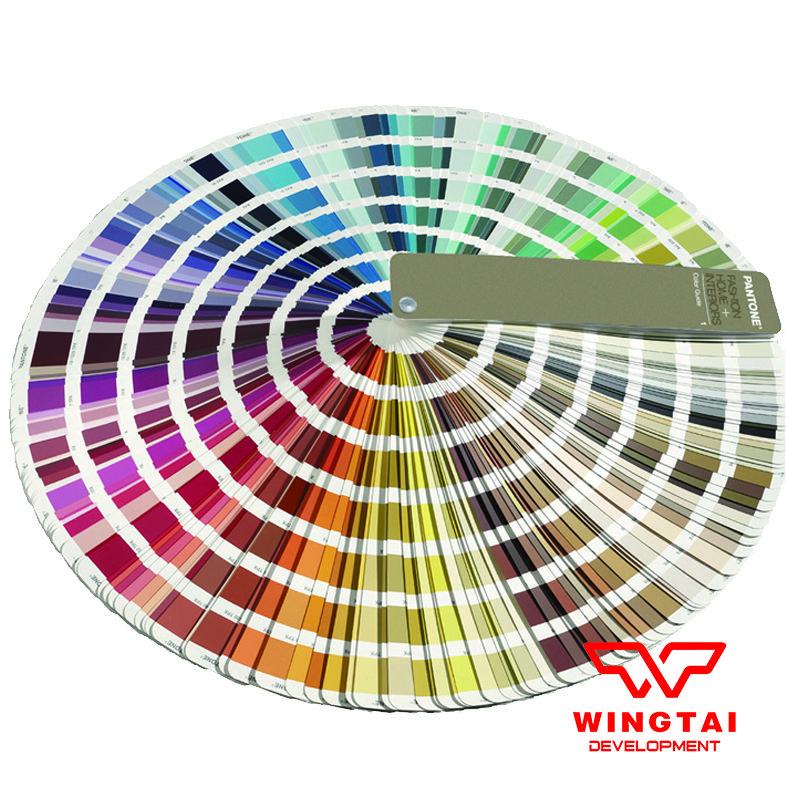 pantone color book fgp200 for textile garment new version fhi color guide fgp200 new - Pantone Color Books