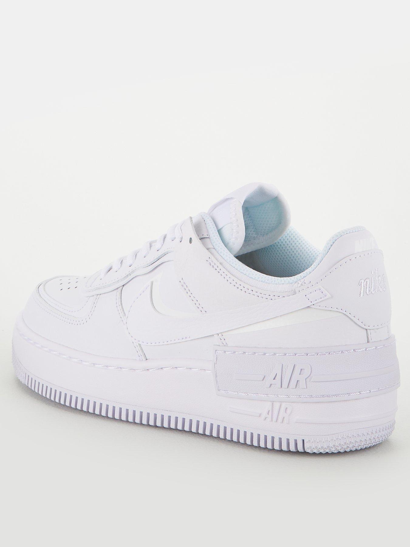 Nike AF1 Shadow White (2020) Nike af1, Af1, Nike