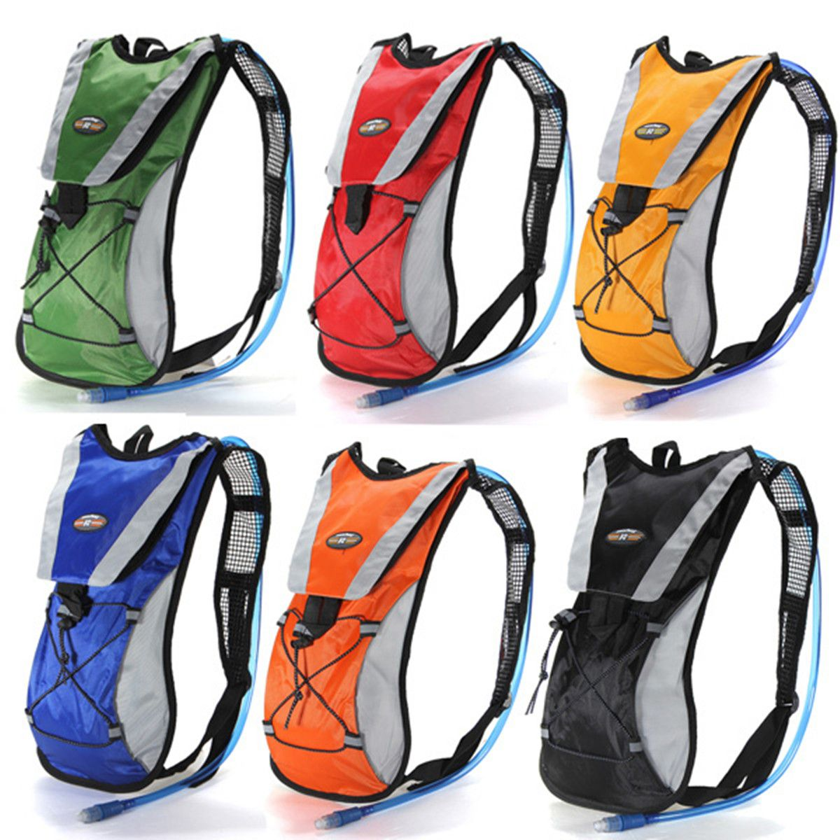 2L Hydration Pack Camelback Water Bladder Bag Reservoir Pouch Sport Camp Cycling