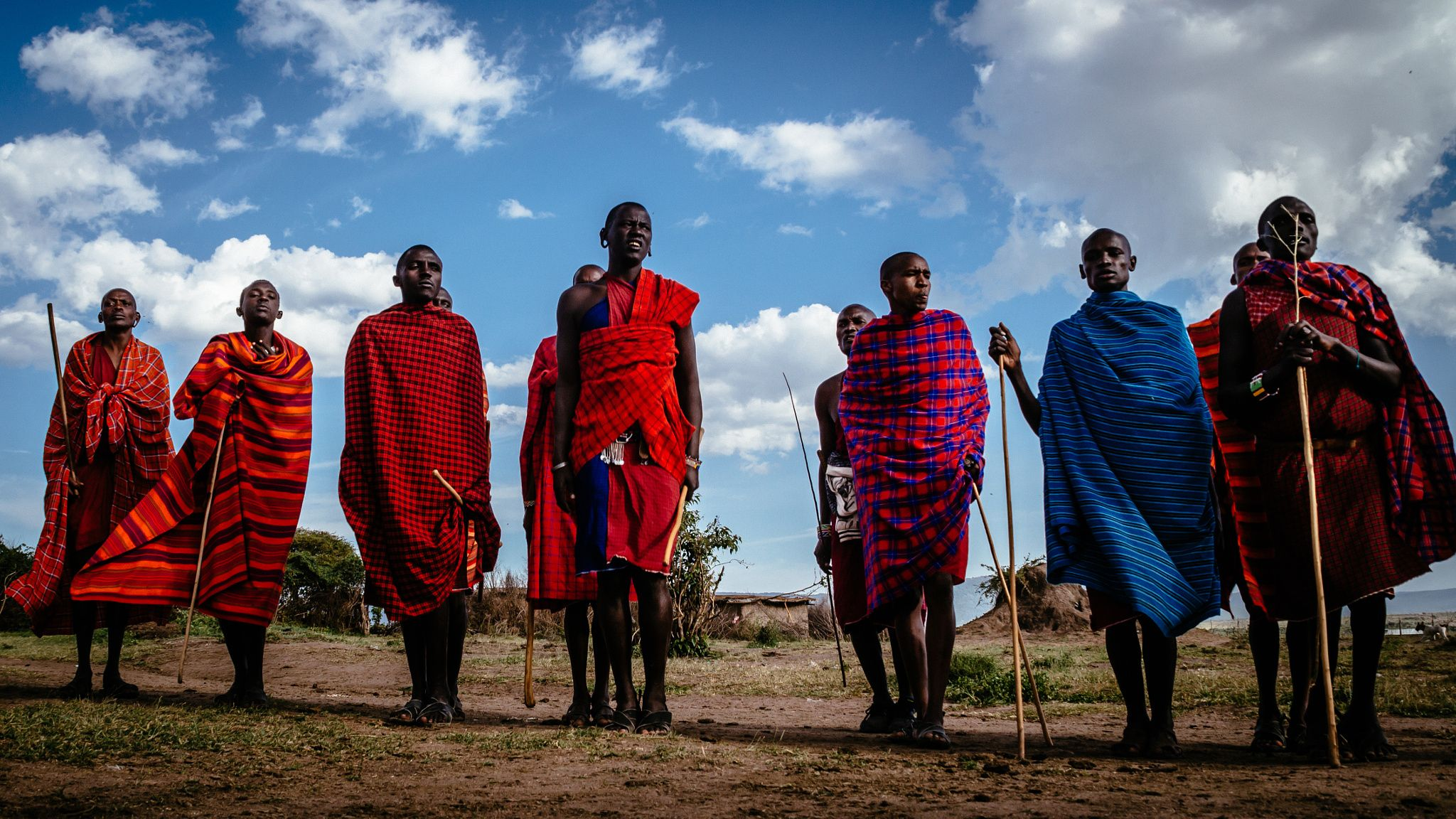 Photograph Maasai Tribe by Siping Ji on 500px