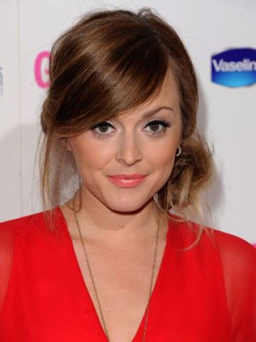 Light Brown Celebrity Hairstyles