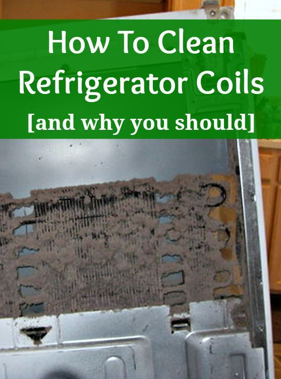 how to clean refrigerator coils | kitchen appliances