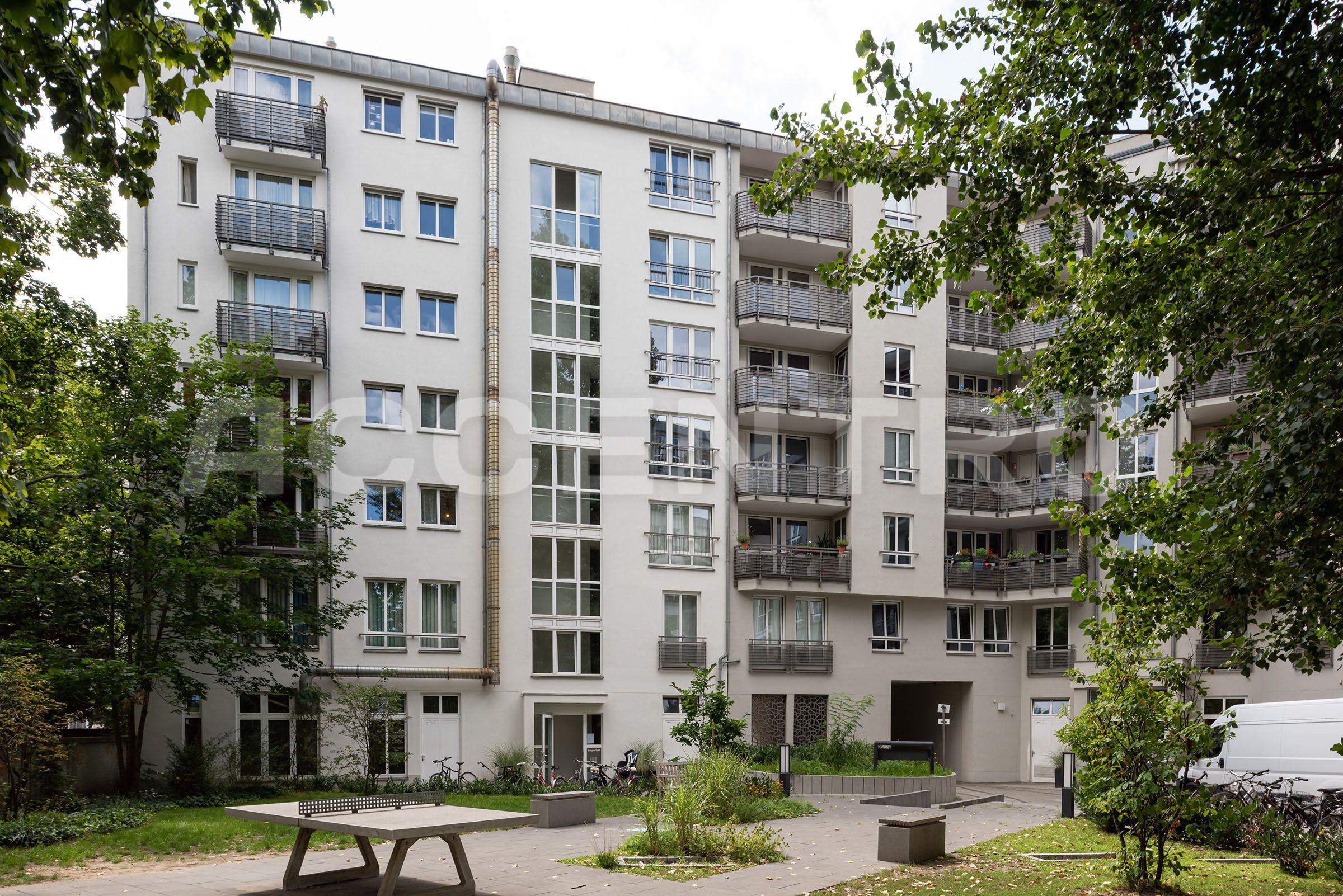 Eigentumswohnungen in Berlin Friedrichshain, Boxhagener