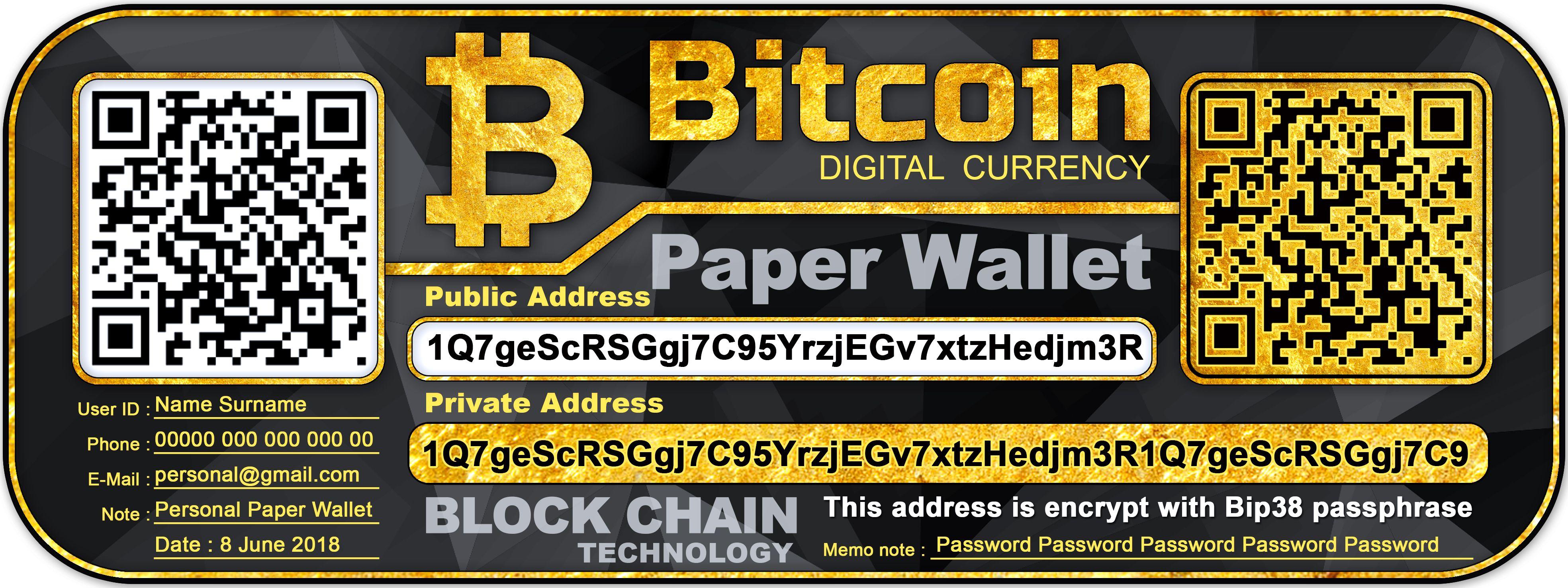 bitcoin chain wallet