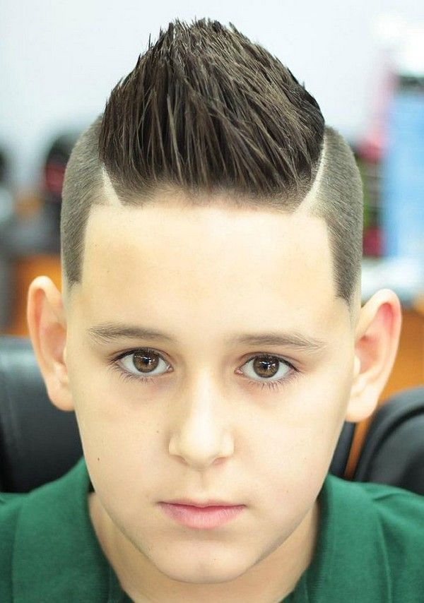 Boys Hairstyle Endearing 101 Boys Haircuts And Boys Hairstyle To Try In 2018  Pinterest