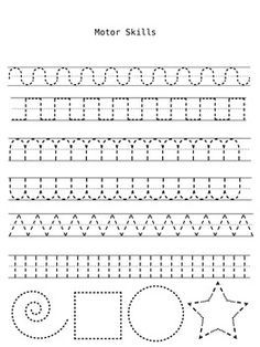 Ideas About Practice Writing Worksheets For Kindergarten Easy Fine ...