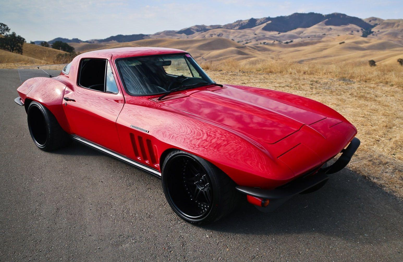 What a \'65 Corvette should be (subtly modified muscle car thread ...