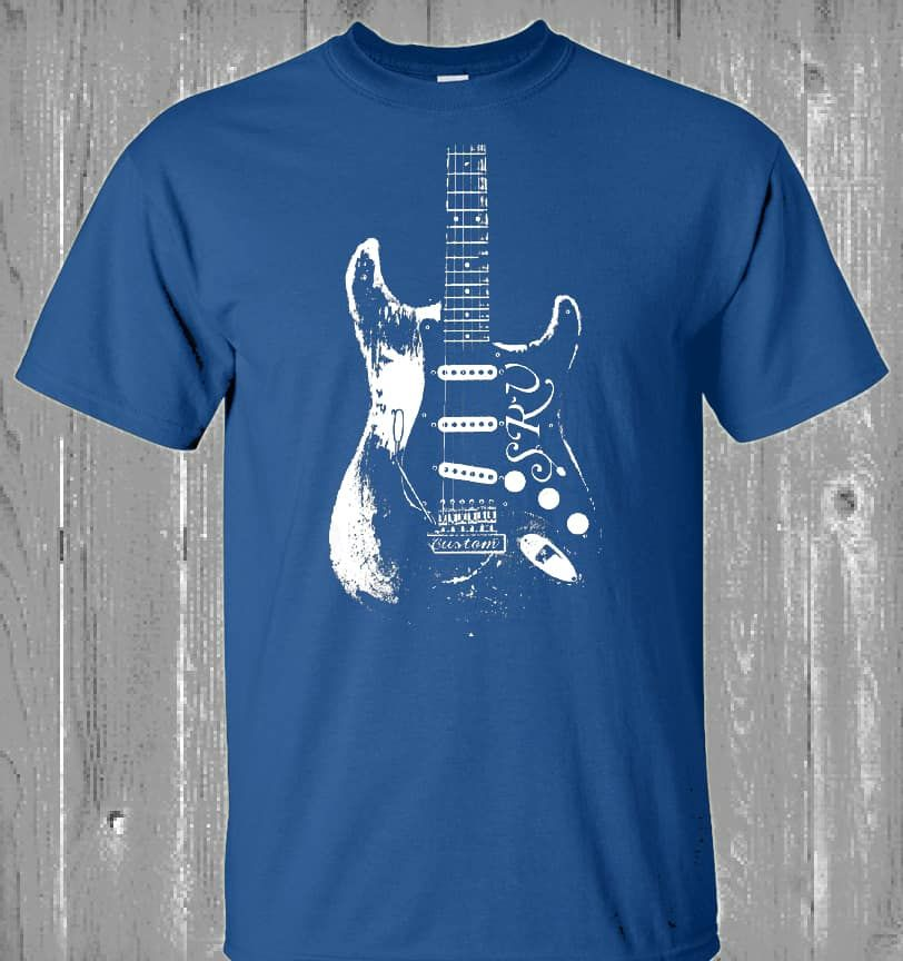 King Of Blues Music Men/'s Tee Image by Shutterstock