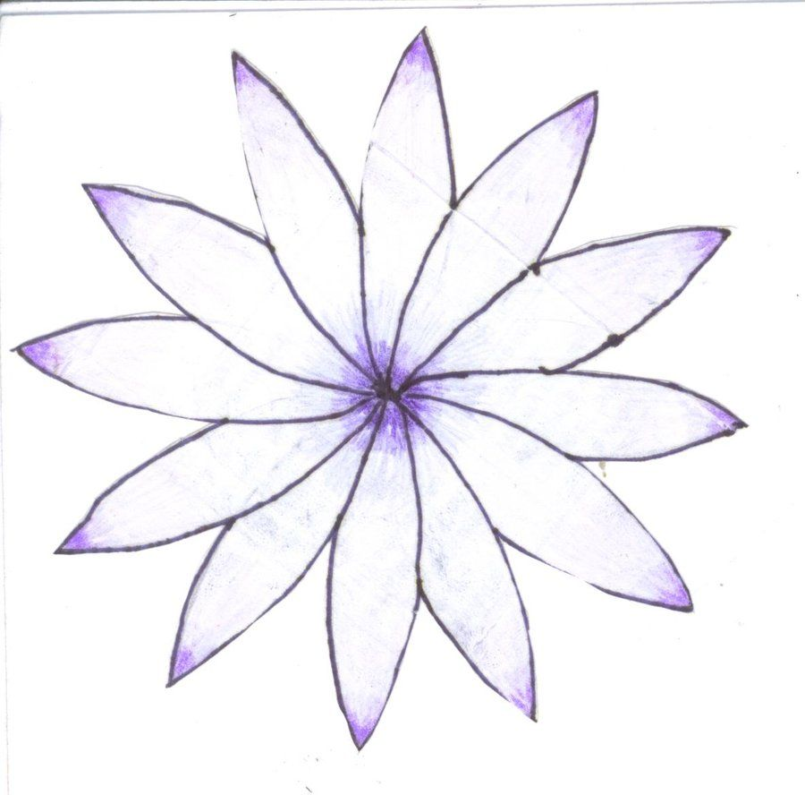 Easy to draw flowers pretty flowers by redsommer for details easy to draw flowers pretty flowers by redsommer mightylinksfo