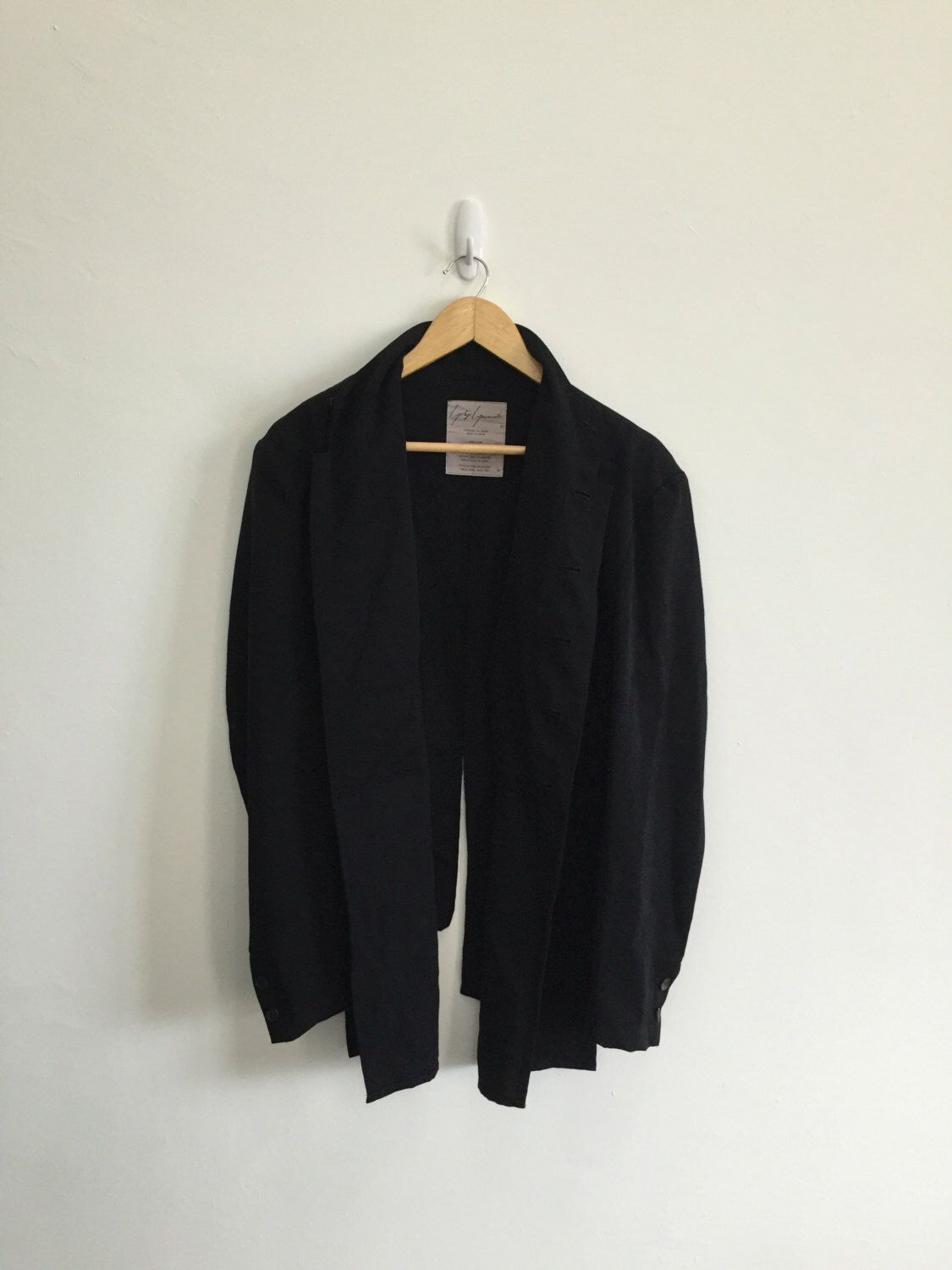 A personal favourite from my Etsy shop https://www.etsy.com/listing/453092492/yohji-yamamoto-armpit-20-100-laine-wool